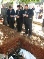 jewish funerals
