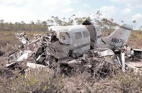 Aaliyah Cessna 403B Crash