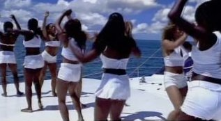 Aaliyah Rock the Boat Video