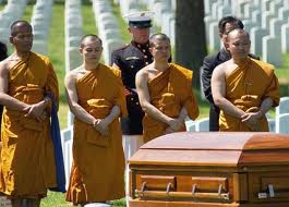 Asian Funeral Traditions