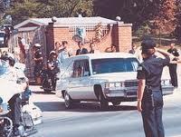 Elvis Presley Funeral Hearse