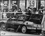 Frank DeCicco Bombed Car