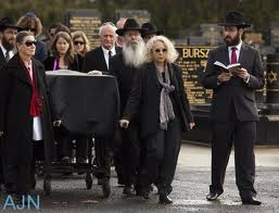 In Israel, the Jewish funeral service will usually commence at the burial ground. In the US and Canada, the funeral service will usually commence at a ...
