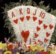 John Gotti Funeral Flowers Cards