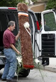 John Gotti Funeral Flowers
