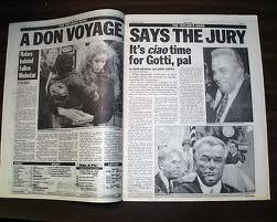 John Gotti Verdict