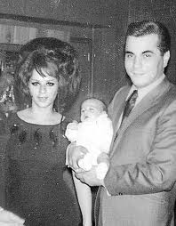 John and Victoria Gotti