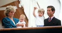 Princess Diana family