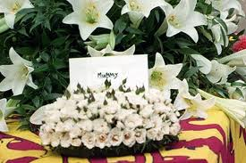 Princess Diana Funeral Flowers