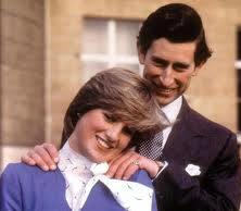 Princess Diana Engagement