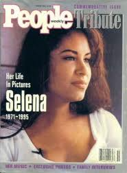 Selena People Magazine Tribute